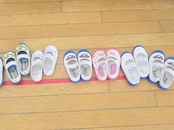 ひがしKIDS[ブログ 上靴