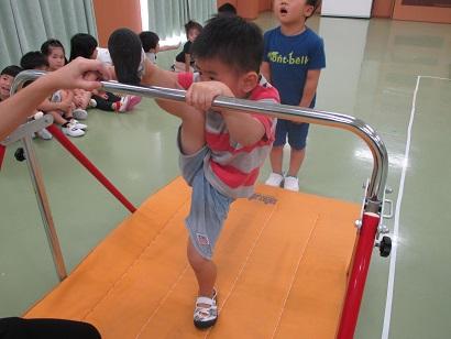 ひがし保育園 ひつじ組 3歳児