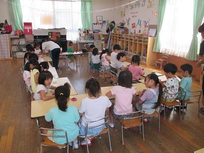 ひがし保育園 ブログ 5歳児