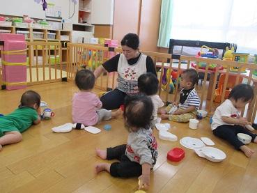 ひがし保育園 ブログ 0歳児