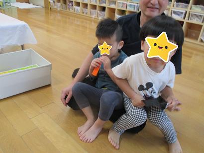 ひがし保育園 ブログ 2歳児