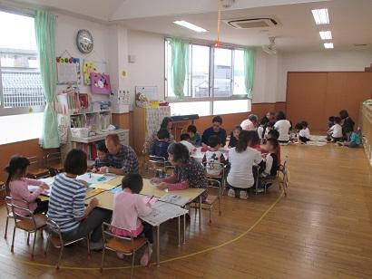 ひがし保育園 ブログ 3歳児