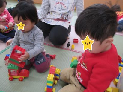 ひがし保育園 ブログ 1歳児j